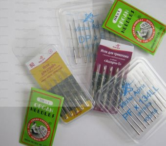 Расшифровка обозначения на швейных иглах (Шитье и крой)