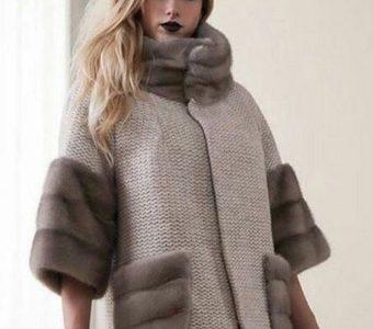 Пальто с мехом вновь на пике популярности (Мода и стиль)